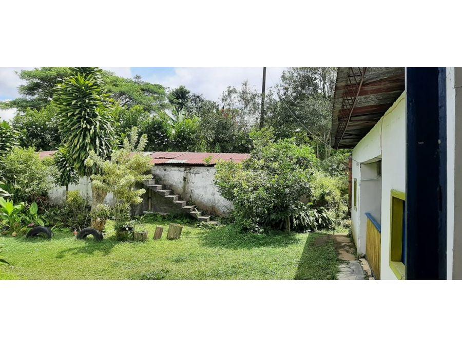 venta finca vereda bambuco bajo quimbaya quindio