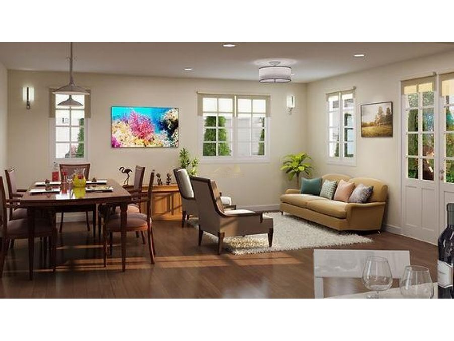 venta y alquiler proyecto townhome california