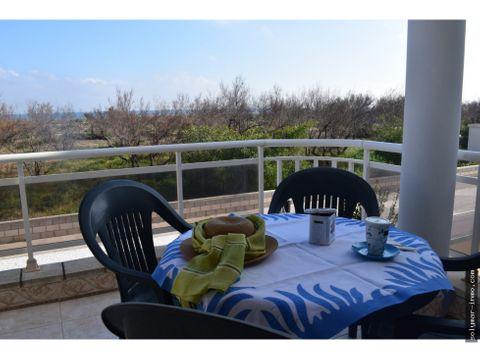 alquiler anual apartamento en playa oliva