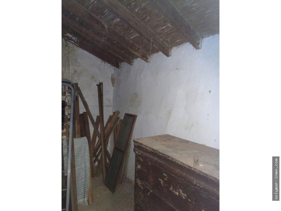 venta casa de pueblo