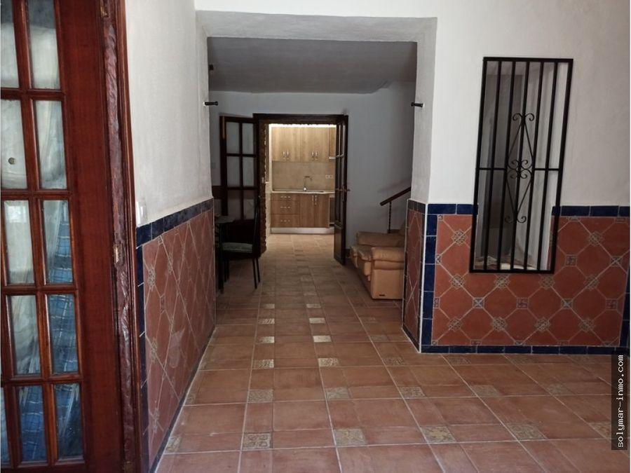 venta casa de pueblo reformada