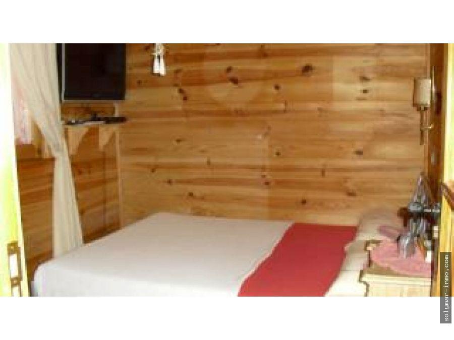 venta 2 casas de madera en benidoleig