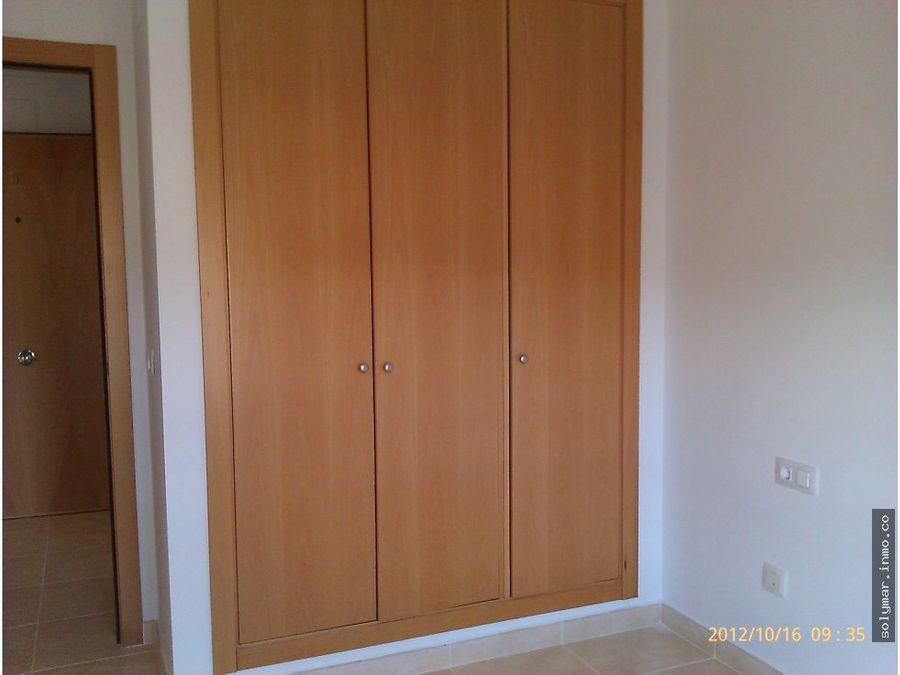alquiler anual piso sin muebles