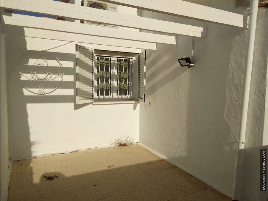 venta bungalow en denia