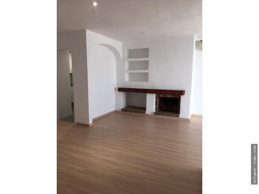 alquiler anual piso en javea
