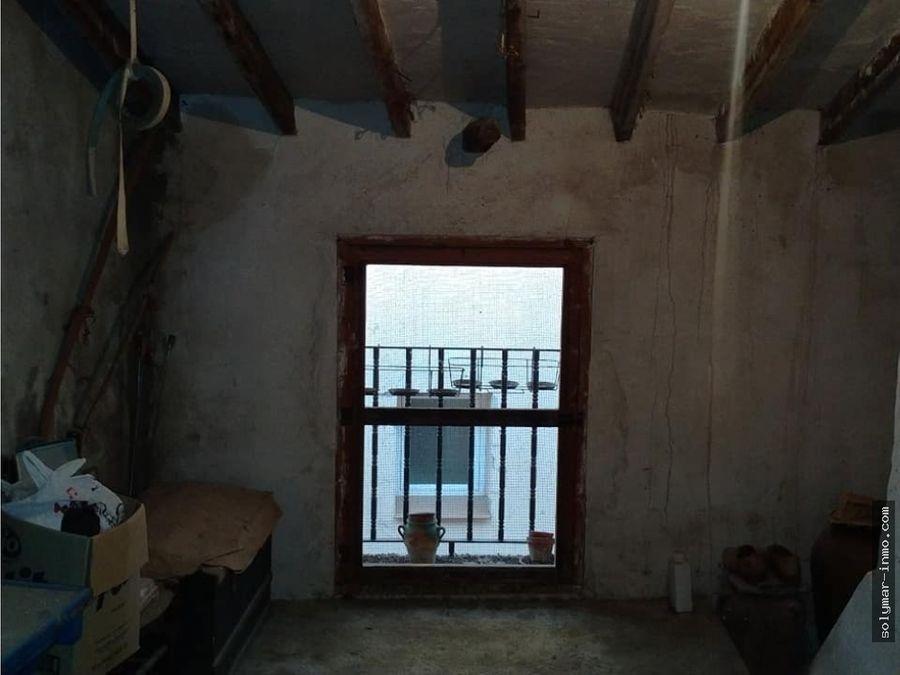 venta casa de pueblo en castell de castell