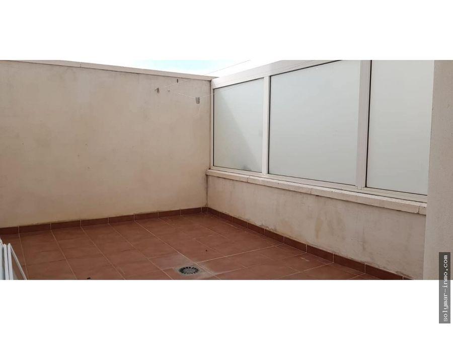 alquiler anual apartamento planta baja