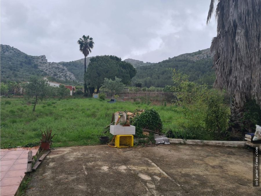 venta casa de campo en sagra