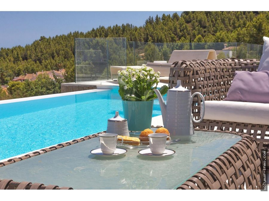 alquiler anual chalet
