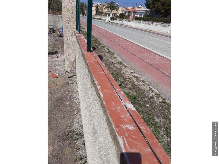 venta parcela urbana en denia