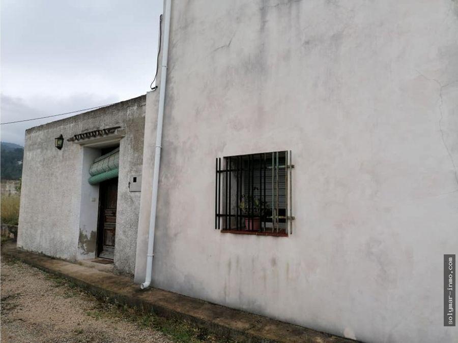 venta casa de campo para reformar