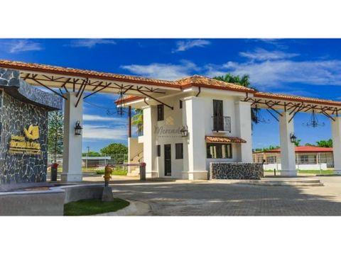 venta de lote residencial en condominio el coyol alajuela