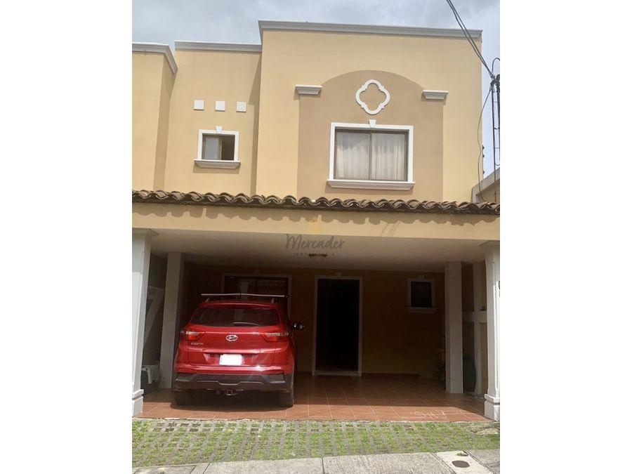 alquiler casa en condominio hacienda imperial concepcion tres rios