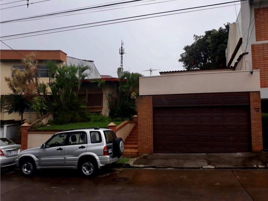 venta casa particular rohrmoser san jose