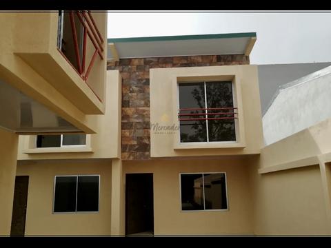 venta de casas nuevas en condominio ayarco sur curridabat