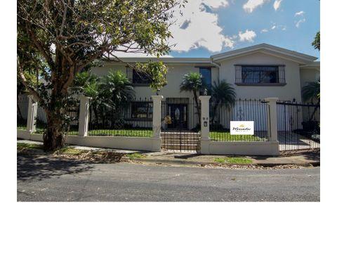 venta casa en residencial guayaboscurridabat
