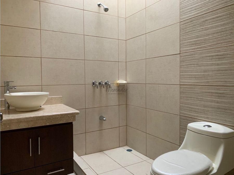 venta casa nueva en condominio pinares curridabat