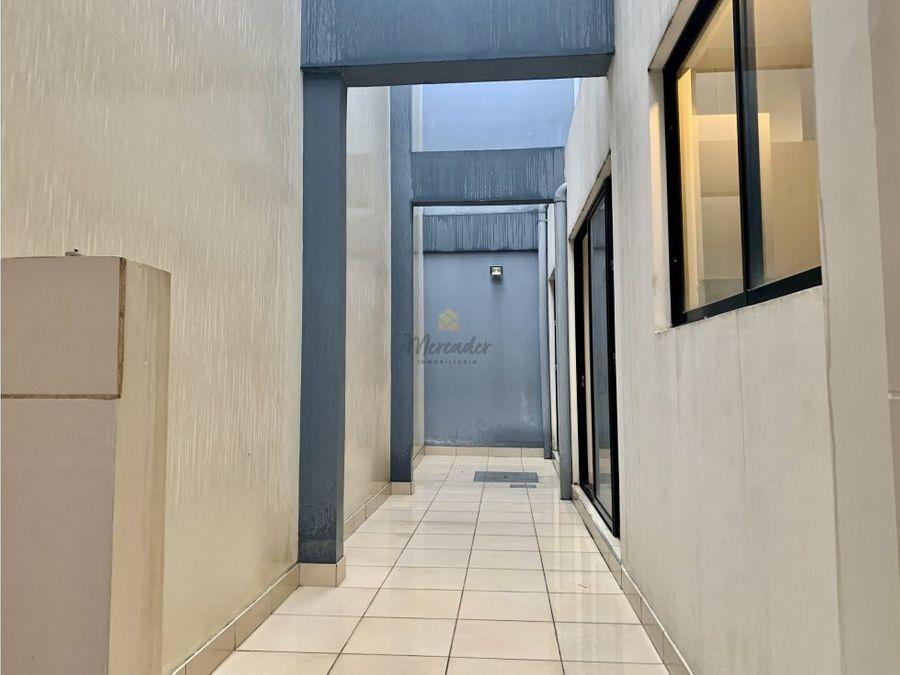 alquiler apartamento urbanizacion cristal la uruca