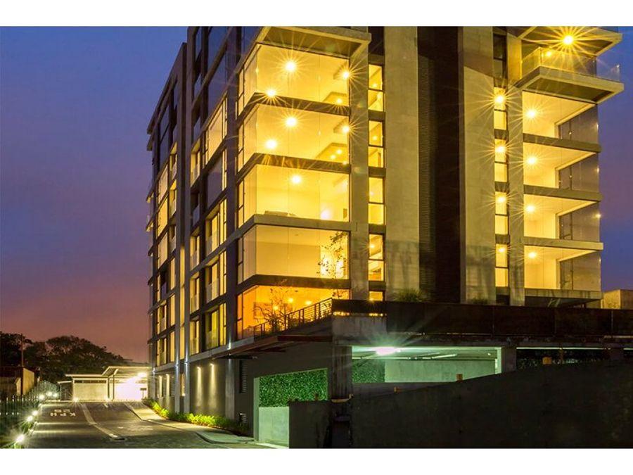 alquiler apartamento en torre granadilla curridabat