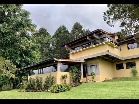 venta de casa en residencial san ramon la union tres rios