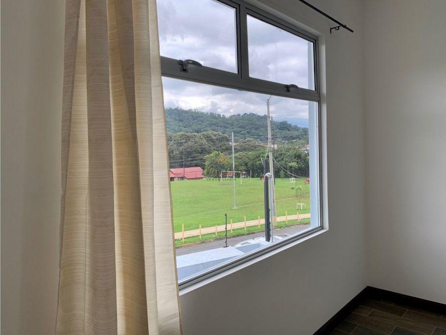 alquiler apartamento nuevo 1 hab lomas de ayarco sur curridabat