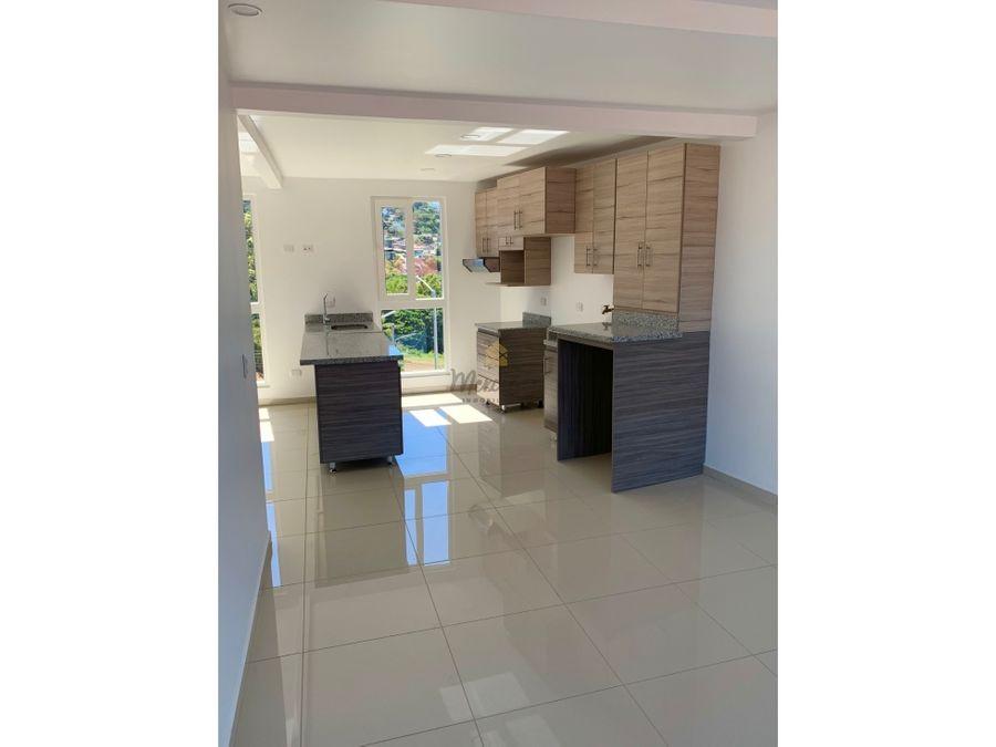 alquiler apartamento en torre lomas de ayarco curridabat