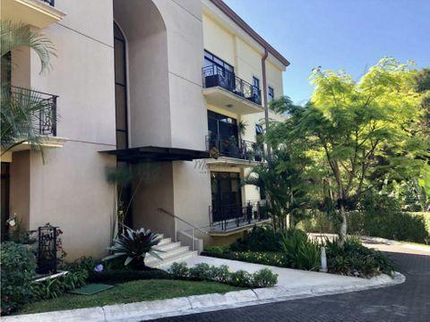 alquiler apartamento en condominio ayarco curridabat