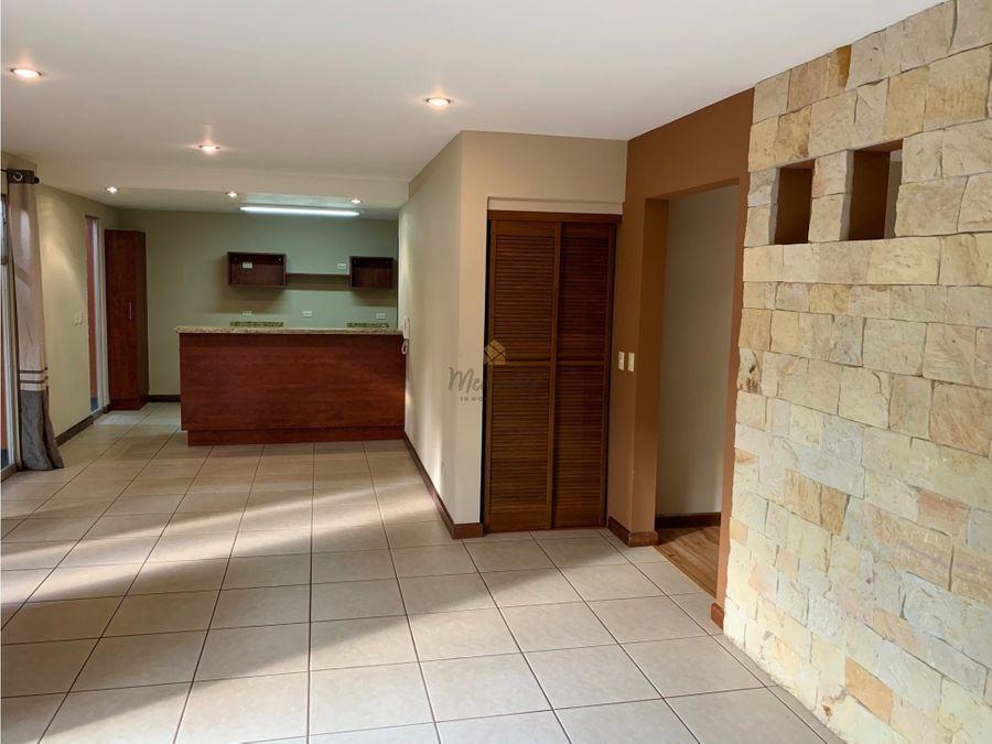 venta de apartamento en condominio pinares curridabat