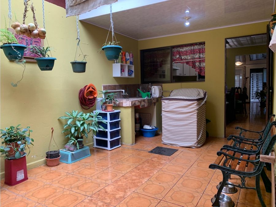 venta casa de 1 nivel el bosque san francisco