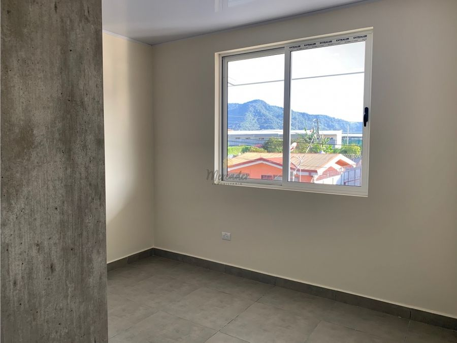 alquiler apartamento nuevo en piso 2 concepcion tres rios