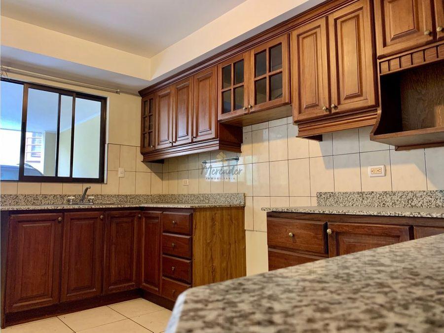 alquiler de casa en condominio pinares curridabat