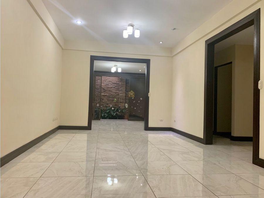 venta casa de 1 nivel en condominio sabanilla montes de oca