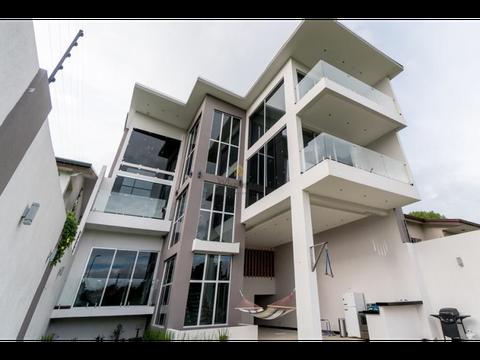 venta casa contemporanea en residencial concepcion de tres rios