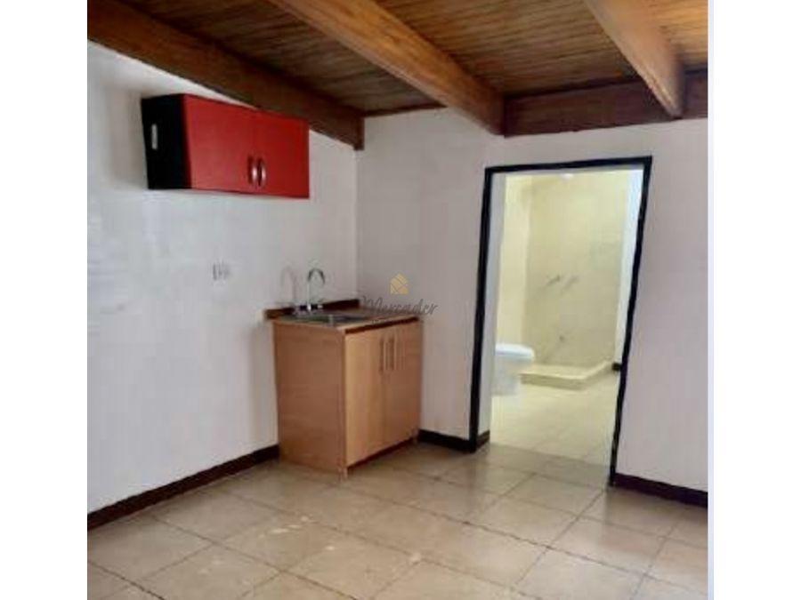 alquiler apartamento en rohrmoser por el boulevar
