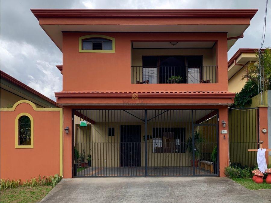 venta casa en residencial 4 hab dulce nombre concepcion