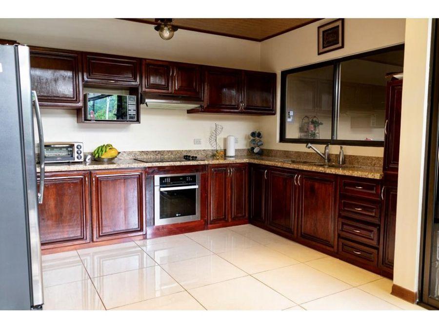 venta casa en residencial lomas de ayarco curridabat
