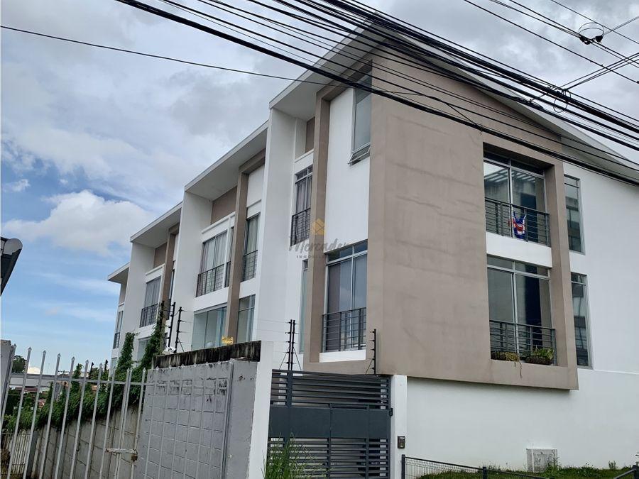 venta casa en san pedro lourdes en condominio