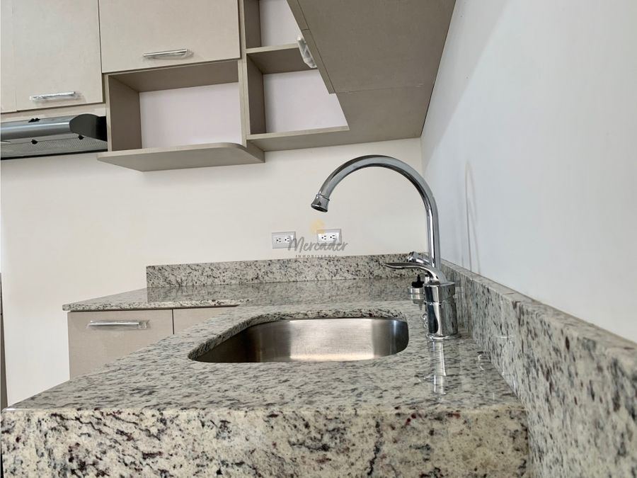 alquiler venta apartamento nuevo 1 hab ayarco sur curridabat