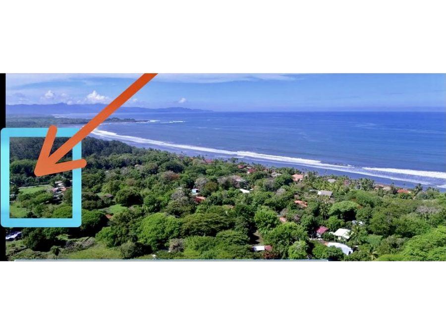 venta lote uso mixto en puntarenas playa tivives esparza