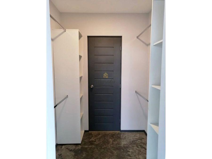 alquiler apartamento nuevo en condominio pinares curridabat