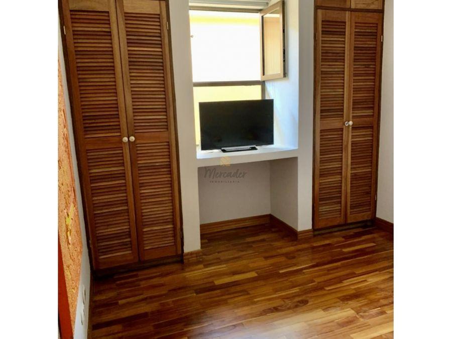 venta casa 3 hab en condominio barrio pinto san pedro