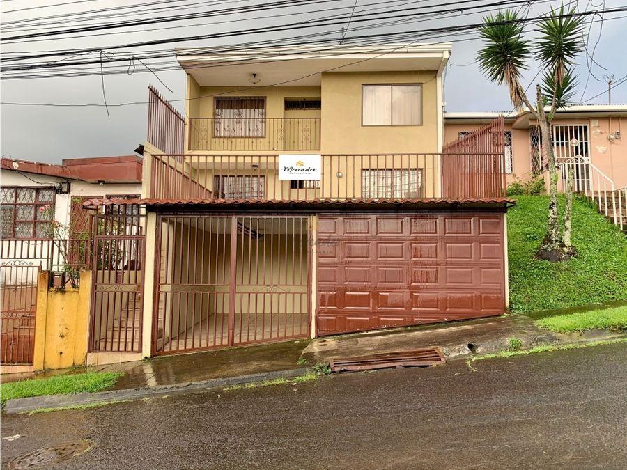 venta alquiler casa en residencial sabanilla montes de oca