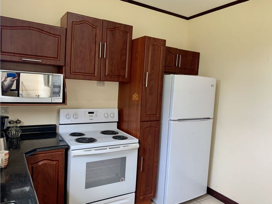 alquiler apartamento amoblado en residencial concepcion tres rios
