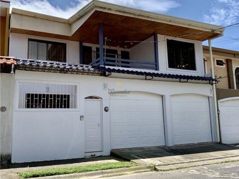 venta casa en san juan de tres rios residencial loma verde