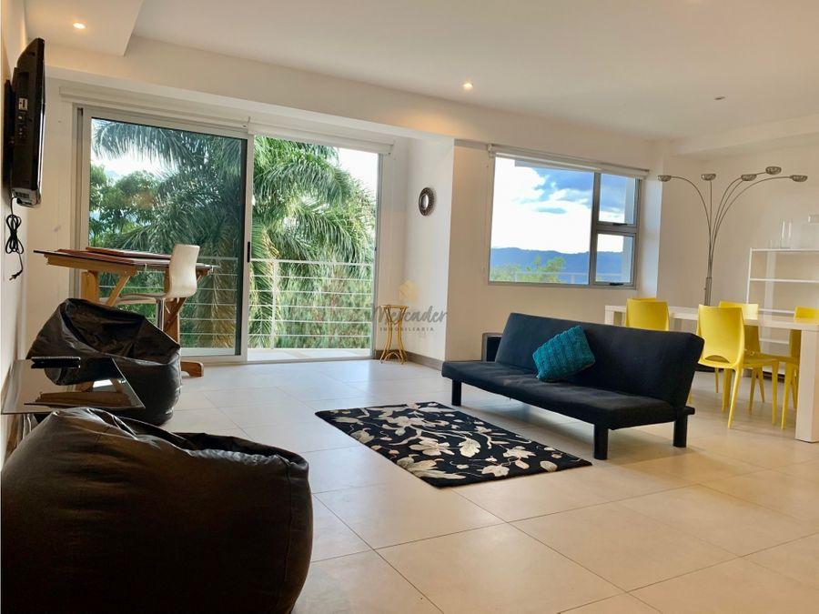 alquiler apartamento 1 hab en torre nova flatz guayabos curridabat