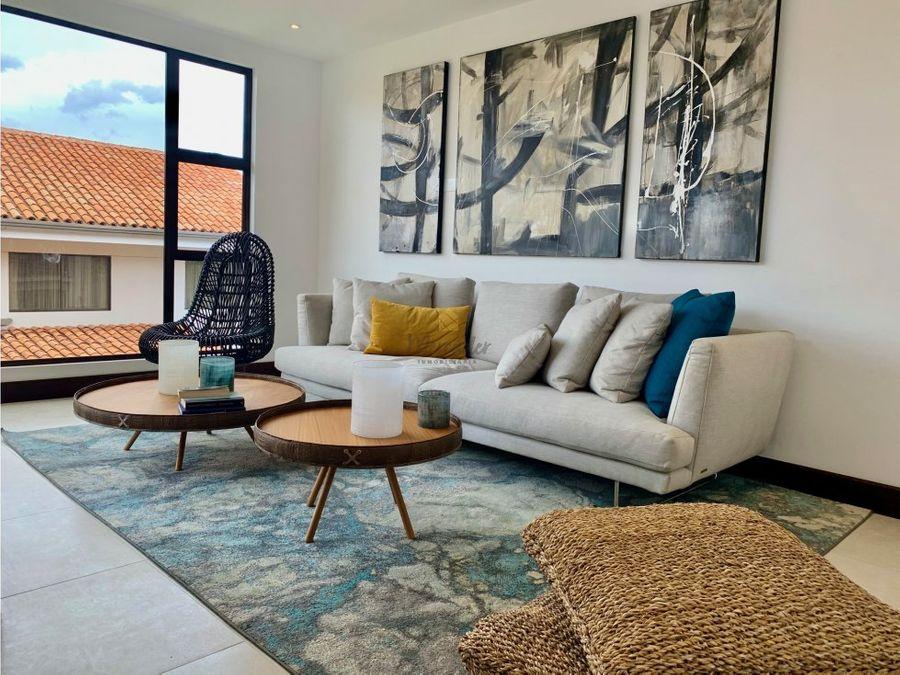 venta casas nuevas en condominio san rafael sabanilla