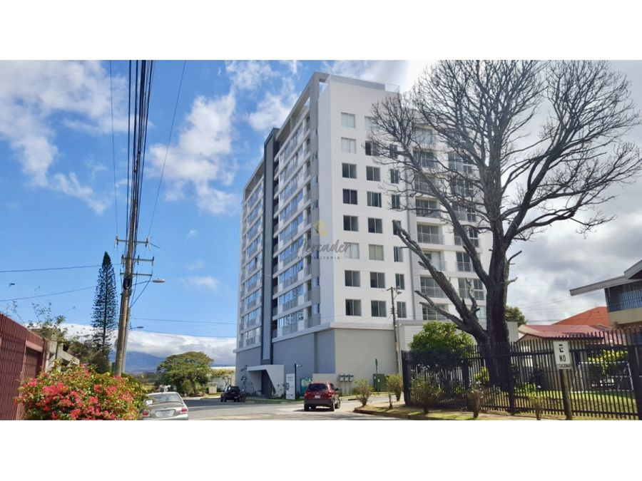 alquiler apartamento amueblado en rohrmoser torre nunciatura flats