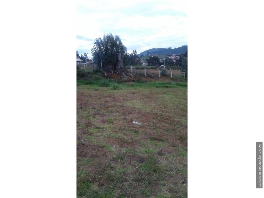 vendo sitio de 358 mts en monay baguanchi