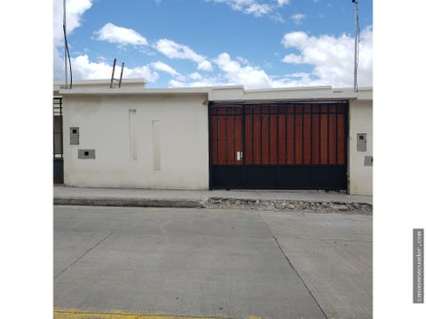 vendo o cambio 3 casas nuevas en totoracocha