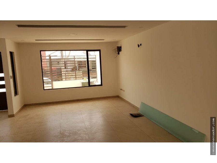 vendo casa x estrenar en racar precio 107000 neg
